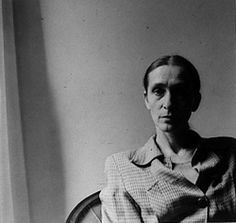Pina Bausch, looking like a Dorothea Lange photograph from the Great Depression
