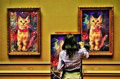 Art picture by Seizi.N 以前に僕の描いた絵を額縁や展示会場に飾ってみました。  オモシロ替え歌です。 【替え歌】ヘビーローテーション(お腹が弱い人向け) http://youtu.be/1Q1vEeGBARM