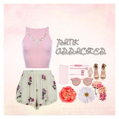"""""""Pink addicted"""" by mattaloves on Polyvore"""