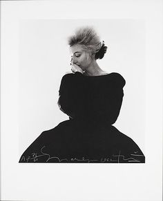 Marilyn photographed by Bert Stern in 1962 for Vogue. My fav pic!  A women with many thoughts...