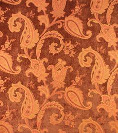 Upholstery Fabric-Barrow M8582-5456 Tawny