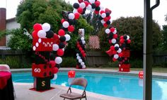 Casino decor Casino party decoration ideas. Check out World Class CE for more ideas we've pinned!