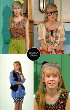 Clarissa Explains It All - Clarissa Explains It All, 90s Tv Shows, Character Design References, Get Dressed, 90s Fashion, Witch, Celebs, Style Inspiration, Trends