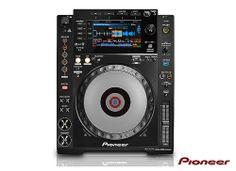 rekordbox-ready, digital deck with high-res audio support (black) - Pioneer DJ Pioneer Cdj 2000, Pioneer Dj, Audio, Lps, Juno Records, Dj Decks, Professional Dj, My Settings, Pickup Trucks