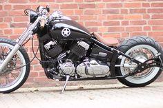 Yamaha XVS 650 Bobber#Yamaha XvS#Dragstar 650#Bobber