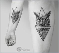 Mindaugas Bumblys tattoo artist