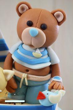 Macko namornik - Sailor Teddy Bear