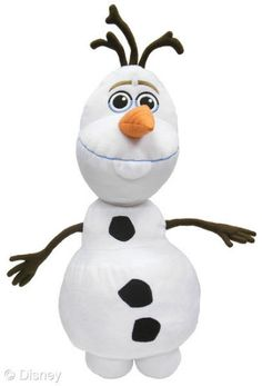 Disney Frozen's Olaf Cuddle Pillow