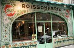 la Boissonnerie 69, rue de Seine, VIe. Tél. : 01 43 54 34 69