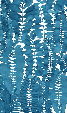 Indigo Leaves by Natalie Ryan   www.lab333.com  https://www.facebook.com/pages/LAB-STYLE/585086788169863  http://www.labs333style.com  www.lablikes.tumblr.com  www.pinterest.com/labstyle