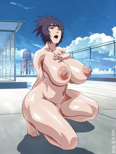 Naruto girls big tits — pic 12
