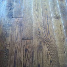 I don NOT like this...Red oak flooring