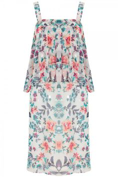 Monsoon ✿ Victoria Floral Print Dress.