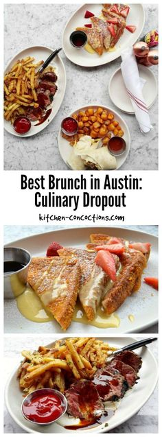 Best Brunch in Austin: Culinary Dropout - Weekends are all about brunching! With a complex drink menu and a simple yet modern brunch offerings, Culinary Dropout can definitely be added to the best brunch in Austin, Texas list! Check out this post if you are a local Austin resident or traveling to Austin on vacation! {media}