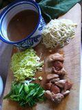 Ramen Noodles Recipe (Alkaline Noodles)