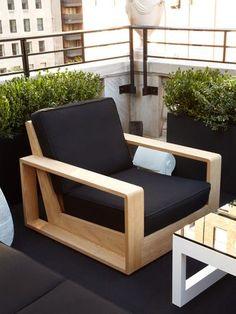 David Sutherland Poolside Lounge Chair