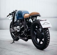 CAFE RACER instagram.com/caferacergram BMW R80 sent in by Roa Motorcycles