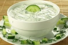 Tzatziki - Famous low-carb (keto) sauce from Greece