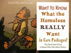 Want to Know What the Homeless REALLY Want in Care Packages? The Real Deal From a Mama Who Has Been There. Want to know what the homeless really want in care packages? The real deal from a mama who has been there. Homeless Bags, Homeless Care Package, Homeless People, Blessing Bags, Service Projects, Service Ideas, Service Club, Helping The Homeless, Being Homeless