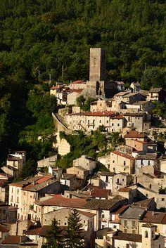 Introdacqua (L'Aquila), Abruzzo