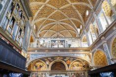 Chiesa di San Maurizio al Monastero Maggiore di Milano #150BPM