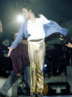 ♥ I put this in my Fashion Board because Michael had such Style <3