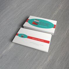 Deluxe Lembranças . Cartões de Visita / Business Cards
