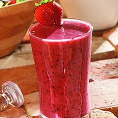 Berry Good for You smoothie by paige