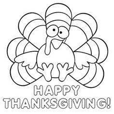 free back to school images and quotes | ... printable. free ... - Thanksgiving Coloring Activities