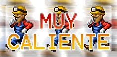 Muy Caliente has arrived on #iOS! #indiegames #videogames #gamesinitaly #flappyjamiv