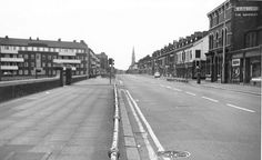 Salford, Good Old, Manchester, England, Street View, Memories, History, Memoirs, Souvenirs
