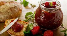 homemade bread and jam recipe