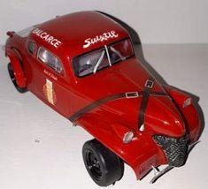 Maqueta Chevrolet #1 Juan Manuel Fangio 1939 motor 1946   PRODUCTOS   Grimparts
