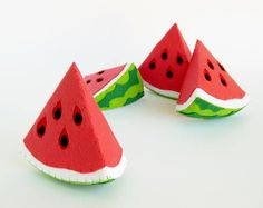 Toy Watermelon Eco-friendly soft toy for new baby gift for
