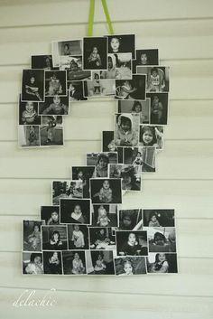 Raffinierte Fundstücke für Ihre Inspiration! Nr. 8 21st Birthday, Diy 50 Birthday Gifts, Girl Birthday, Birthday Ideas, Anniversary Parties, Birthday Collage, Graduation Year, Softball Pictures, First Birthdays