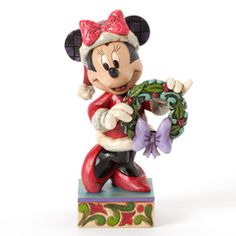Minnie as Mrs. Claus - 4039034