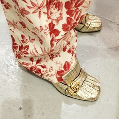 Gucci codes embedded everywhere but not as you would know them... @gucci #GucciCruiseNYC