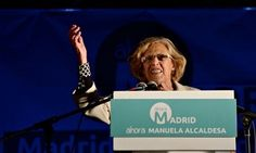 Ahora Madrid achieves success in city's municipal elections