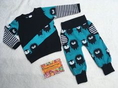 Baby Faux Pocket Pants, Toddler Faux Pocket Pants, Long Sleeve T-shirt, Organic Baby Clothes, Trendy Baby Clothing, Trendy Toddler Clothing - SweetCheeks4Kids