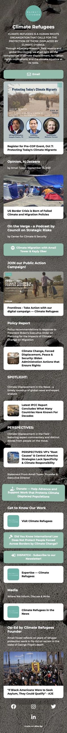 CLIMATE REFUGEES IS A HUMAN RIGHTS ORGANIZATION THAT CALLS FOR THE PROTECTION OF THOSE DISPLACED BY CLIMATE CHANGE. #humanrights #climatechange Human Rights Organizations, Community Organizing, Climate Change, Landing, Human Rights Organisations