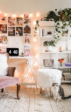 Home Decoration Themes .Home Decoration Themes Cute Room Ideas, Cute Room Decor, Wall Decor, Room Ideas Bedroom, Bedroom Decor, Bedroom Inspo, Bedroom Designs, Aesthetic Room Decor, Cozy Room