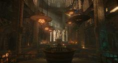 Legacy Of Kain : Soul Reaver Reimagined ( Students Project ) .Game Ready., François Grégoire on ArtStation at https://www.artstation.com/artwork/Pykz4