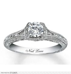 Diamond Engagement Ring na Stylowi.pl