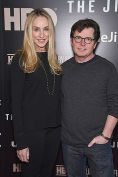27 Celebrity Couples Who Prove Love Can Last A Lifetime ~ MICHAEL J FOX & TRACY POLLAN, MARRIED SINCE 1988, 4 CHILDREN (INC A SET OF TWINS), PHOTO 2015 ~