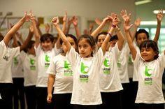 O Coral da Gente - porta de entrada do Instituto Baccarelli para crianças e adolescentes entre 4 e 14 anos da comunidade de Heliópolis - faz show no CEU Perus no dia 9 de setembro, às 16h30, com entrada Catraca Livre.