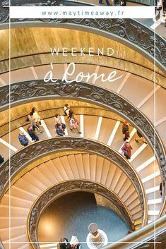 Voici notre nouvelle aventure, un voyage à Rome, le temps d'un weekend ! Découvrez tous les incontournables de la ville et mes conseils de visite. Afin de faire un weekend pas trop cher à Rome vous trouverez également un budget voyage pour 3 jours. Ce carnet de voyage à Rome est complété par un article avec tous les conseils pratiques pour préparer votre voyage à Rome. #voyagearome #3joursrome #quefairerome