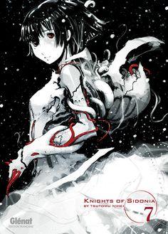 knights of sidonia | Manga - Manhwa - Knights of Sidonia Vol.7