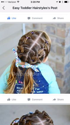 sweet short hairstyles with glasses Mixed Kids Hairstyles, Easy Toddler Hairstyles, Cute Little Girl Hairstyles, Hairstyles With Glasses, Baby Girl Hairstyles, Cute Hairstyles For Short Hair, Hairstyles Haircuts, Short Hair Styles, Beautiful Hairstyles