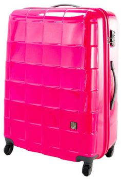 pink luggage#Repin By:Pinterest++ for iPad#
