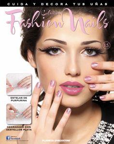 Fascículo 15 de Colección Fashion Nails